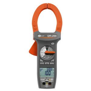 digital clamp multimeter / portable / 1000 V / 2000 A