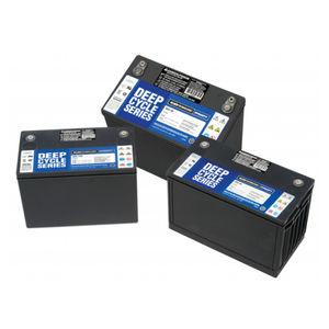 12 V battery / AGM / deep cycle / tension