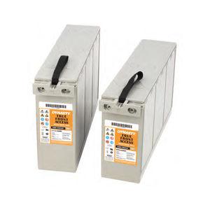12 V battery / valve-regulated / lead-acid / front access