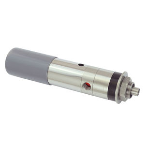 air cooler / for electrical cabinets / stainless steel / vortex tube