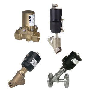 piston actuator valve