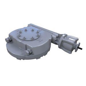 worm gear valve actuator