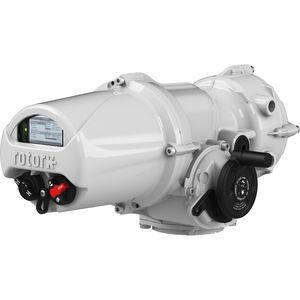 part-turn valve actuator