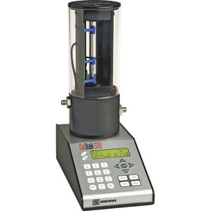 gas flow calibrator / portable / high-precision / industrial
