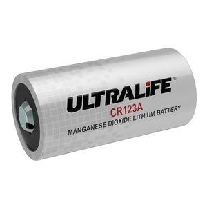 3 V battery / Li-MnO2 / cylindrical / primary