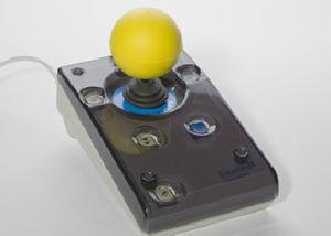switch joystick / analog / for assistive technology / desk