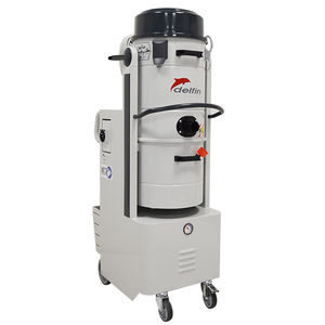 dry vacuum cleaner / three-phase / for the pharmaceutical industry / for clean rooms