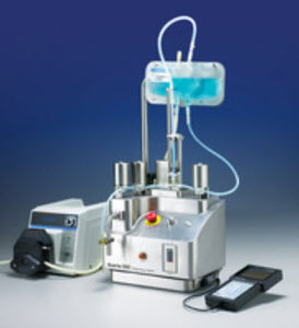 aseptic filler and capper