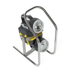 LED floodlight / rechargeable