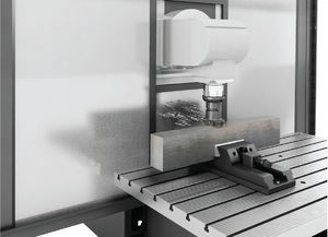 machining center roll-up cover / horizontal / vertical
