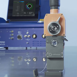 orbital welding head / TIG / automatic / high-precision