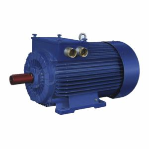 motor with slip ring