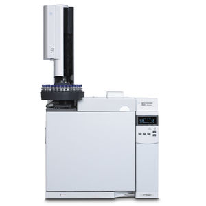 gas chromatograph / chemical / for the food industry / laboratory