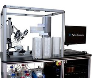 mass spectrometer / process / ultra-fast / automated