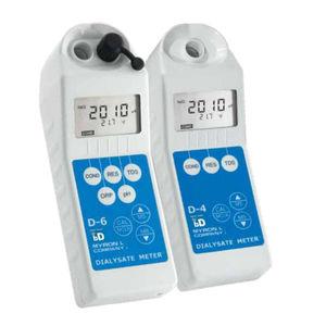temperature measuring instrument / TDS / salinity / resistivity