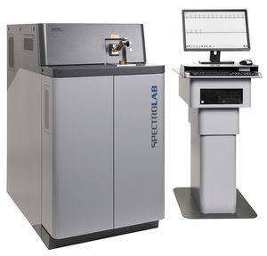 optical spectrometer / process / industrial / for metal analysis