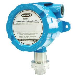 diaphragm vacuum switch / adjustable / stainless steel / IP68