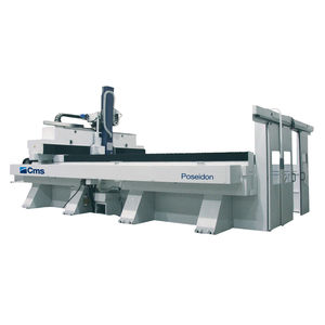 5-axis CNC machining center / vertical / for aluminum / for wood