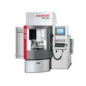 3-axis machining center / vertical / gantry / high-speed