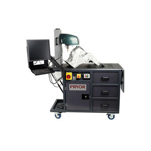 dot peen marking machine / electromagnetic / high-resolution / programmable
