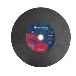 metal cutting disc / steel / for stationnary machines / large-diameter