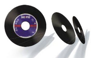 metal cutting disc / steel / non-reinforced