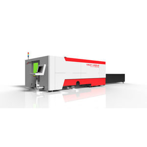 stainless steel cutting machine / fiber laser / CNC / for thin materials