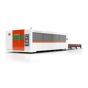 metal cutting machine / for carbon steel / fiber laser / CNC