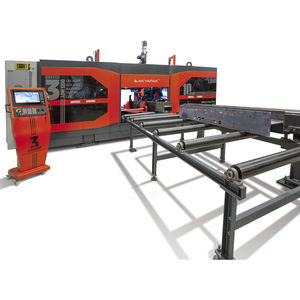 CNC drilling line / multi-axis / 3-spindle