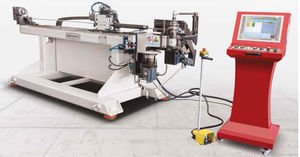 electric bending machine / for tubes / automatic / 3D