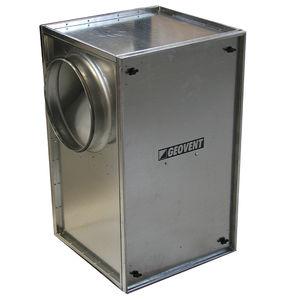 HEPA filter box