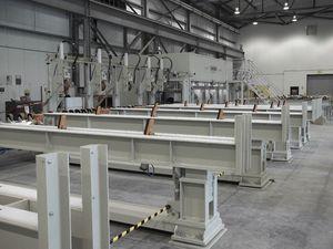 heavy-duty grinding machine
