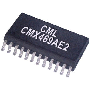 FSK integrated circuit receiver