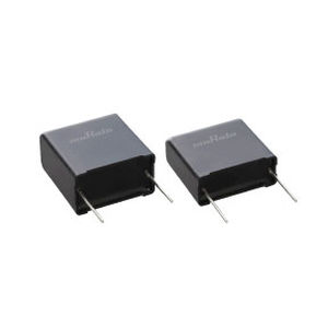 film capacitor / radial lead / self-healing / for automobiles
