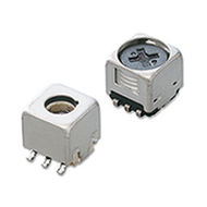 variable inductor / ferrite core / shielded / molded