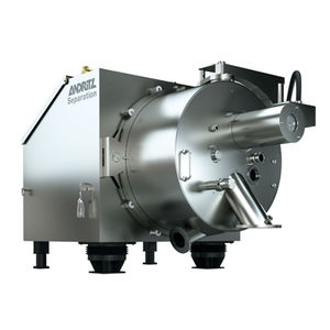 process centrifuge / for pharmaceutical applications / filter / floor-standing