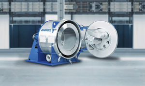 process centrifuge / for the food industry / for the chemical industry / filter