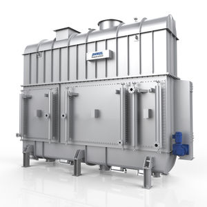 fluidized bed dryer / continuous / cooler / vibrating