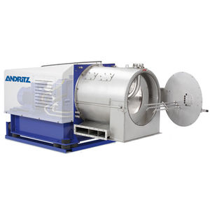 pusher centrifuge / process / filter / floor-standing