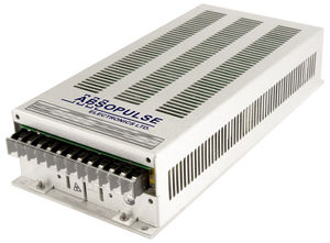AC/DC power supply / single-output / for industrial applications / for telecom applications