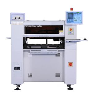 single- or double-sided PCB pick-and-place machine