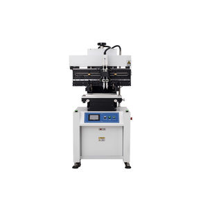 servo-driven screen printing machine