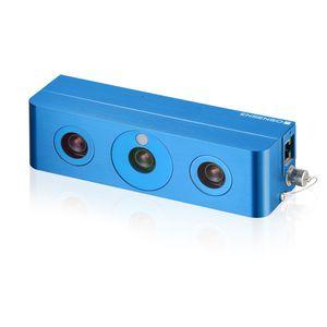 machine vision camera / infrared / visible / 3D