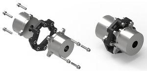 elastomer coupling