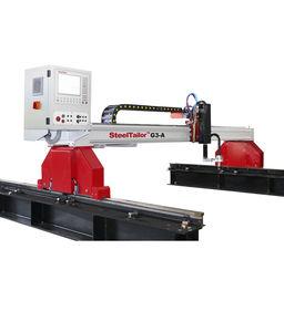 CNC cutting machine / for steel / plasma / oxy-fuel