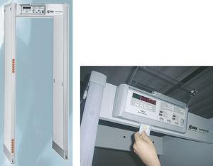 gantry metal detector