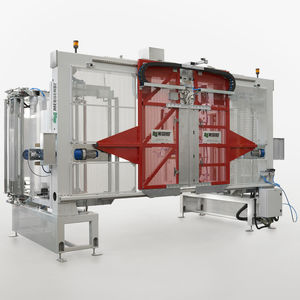 vertical stretch wrapper / automatic / stretch film