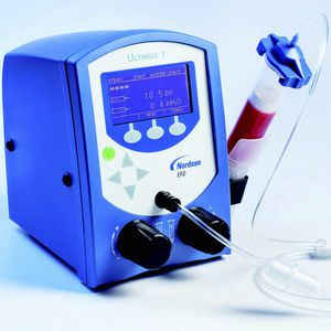 dosing dispenser for the electronics industry