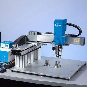 gantry robot / 3-axis / dispensing / high-speed
