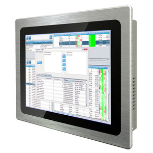 panel-mount display / LCD / LED / projected capacitive touchscreen